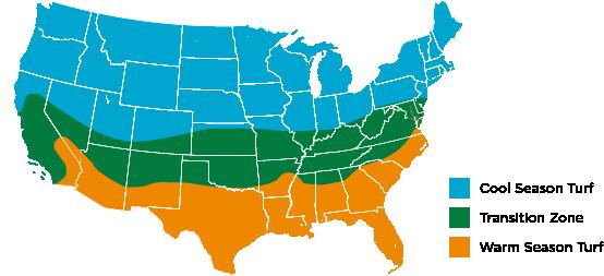 Grass Types by Region